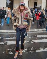 Paris Fashion Week Street Style #26
