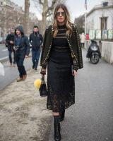 Paris Fashion Week Street Style #4