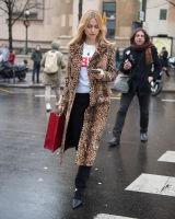 Paris Fashion Week Street Style #29
