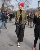 Paris Fashion Week Street Style #31