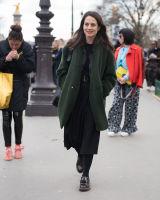 Paris Fashion Week Street Style #33