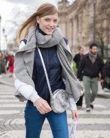 Paris Fashion Week Street Style #43