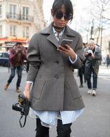 Paris Fashion Week Street Style #47