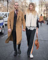 Paris Fashion Week Street Style #20