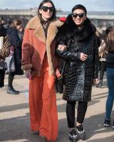 Paris Fashion Week Street Style #37