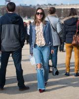 Paris Fashion Week Street Style #40
