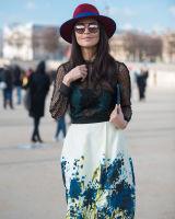 Paris Fashion Week Street Style #42