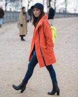 Paris Fashion Week Street Style #48