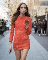 Paris Fashion Week Street Style #11