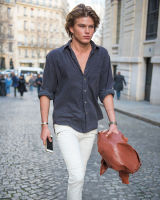 Paris Fashion Week Street Style #22