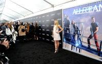 The Divergent Series: Allegiant world premiere #6