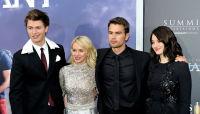 The Divergent Series: Allegiant world premiere #1