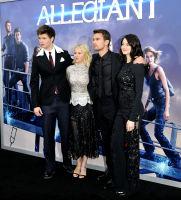 The Divergent Series: Allegiant world premiere #68