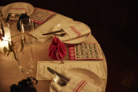 Bingo Dinner at June Wine Bar #6