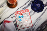 Bingo Dinner at June Wine Bar #1