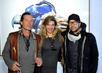 Eagle Hunters exhibition opening at Joseph Gross Gallery #4