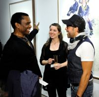Eagle Hunters exhibition opening at Joseph Gross Gallery #7