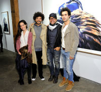 Eagle Hunters exhibition opening at Joseph Gross Gallery #8