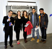 Eagle Hunters exhibition opening at Joseph Gross Gallery #30