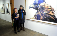 Eagle Hunters exhibition opening at Joseph Gross Gallery #35