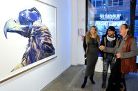 Eagle Hunters exhibition opening at Joseph Gross Gallery #40