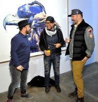 Eagle Hunters exhibition opening at Joseph Gross Gallery #46