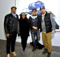 Eagle Hunters exhibition opening at Joseph Gross Gallery #47