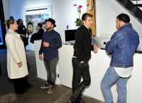 Eagle Hunters exhibition opening at Joseph Gross Gallery #53