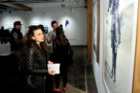 Eagle Hunters exhibition opening at Joseph Gross Gallery #66