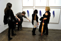 Eagle Hunters exhibition opening at Joseph Gross Gallery #73