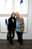 Eagle Hunters exhibition opening at Joseph Gross Gallery #86