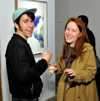 Eagle Hunters exhibition opening at Joseph Gross Gallery #88