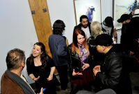 Eagle Hunters exhibition opening at Joseph Gross Gallery #116