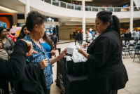Prom Preview Runway Show for Outstanding Local Students at The Shops at Montebello #19