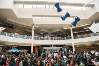 Prom Preview Runway Show for Outstanding Local Students at The Shops at Montebello #27