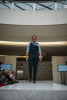 Prom Preview Runway Show for Outstanding Local Students at The Shops at Montebello #81