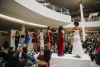 Prom Preview Runway Show for Outstanding Local Students at The Shops at Montebello #85