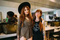 Pre-Coachella Beauty Lounge at Brighton Salon with the #RIOTGirls #23