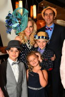 New York Philanthropist Michelle-Marie Heinemann hosts 7th Annual Bellini and Bloody Mary Hat Party sponsored by Old Fashioned Mom Magazine #107
