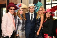 New York Philanthropist Michelle-Marie Heinemann hosts 7th Annual Bellini and Bloody Mary Hat Party sponsored by Old Fashioned Mom Magazine #170