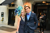 New York Philanthropist Michelle-Marie Heinemann hosts 7th Annual Bellini and Bloody Mary Hat Party sponsored by Old Fashioned Mom Magazine #179