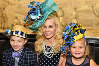 New York Philanthropist Michelle-Marie Heinemann hosts 7th Annual Bellini and Bloody Mary Hat Party sponsored by Old Fashioned Mom Magazine #205