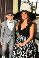New York Philanthropist Michelle-Marie Heinemann hosts 7th Annual Bellini and Bloody Mary Hat Party sponsored by Old Fashioned Mom Magazine #234