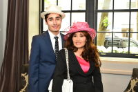 New York Philanthropist Michelle-Marie Heinemann hosts 7th Annual Bellini and Bloody Mary Hat Party sponsored by Old Fashioned Mom Magazine #252
