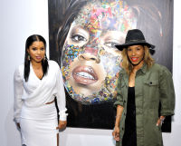 Art LeadHERS Exhibition Opening at Joseph Gross Gallery #10