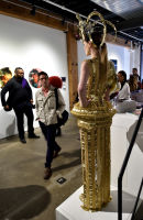 Art LeadHERS Exhibition Opening at Joseph Gross Gallery #11