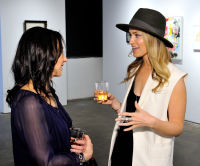 Art LeadHERS Exhibition Opening at Joseph Gross Gallery #16
