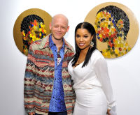 Art LeadHERS Exhibition Opening at Joseph Gross Gallery #42
