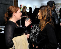 Art LeadHERS Exhibition Opening at Joseph Gross Gallery #58