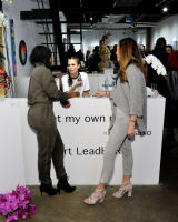 The Art LeadHERS exhibition opening at Joseph Gross Gallery in New York, NY on May 5, 2016.  (Photo by Stephen Smith)